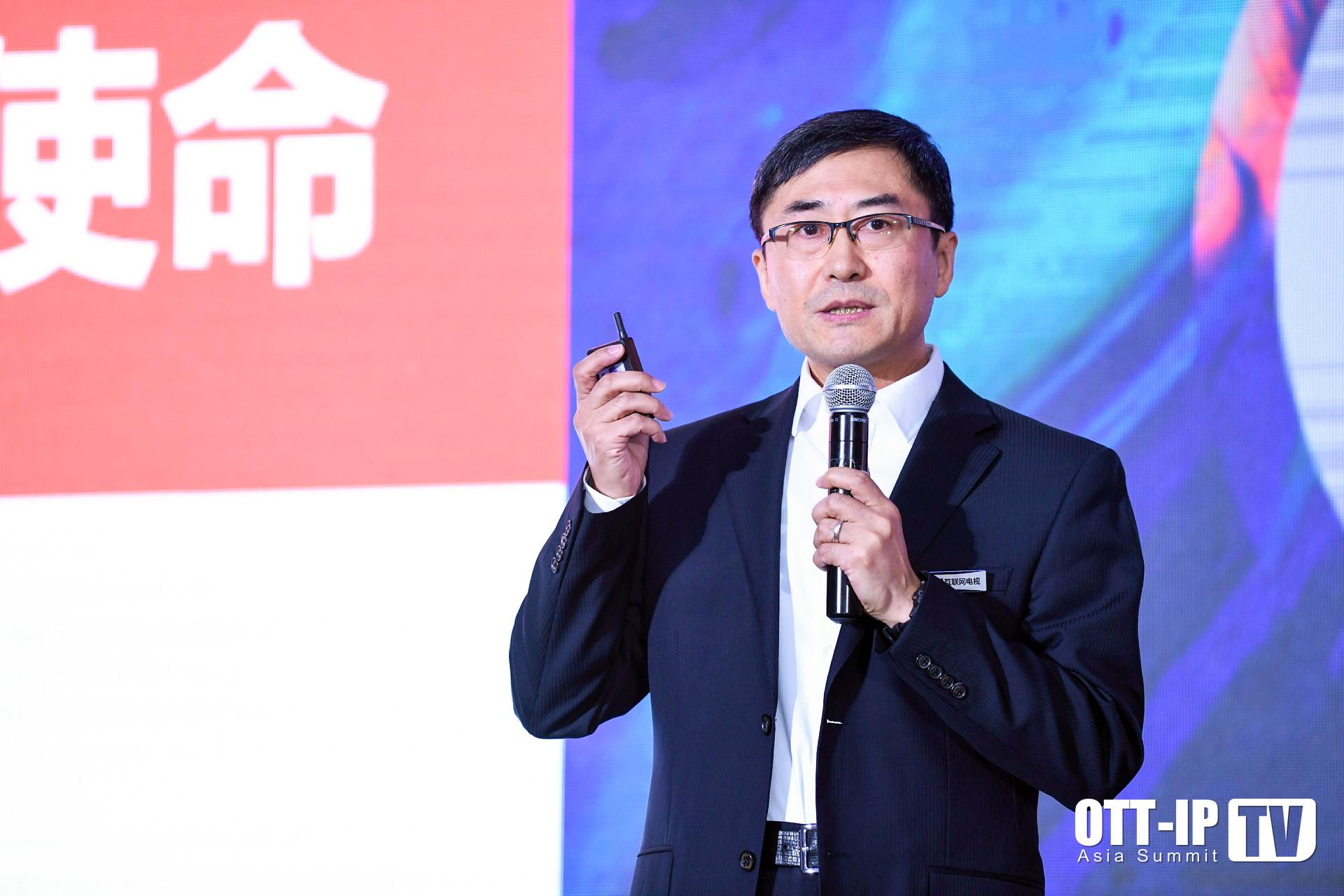 国广东方总经理毛卫兵:守正,创新,赋能,一直是国广东方的责任和使命