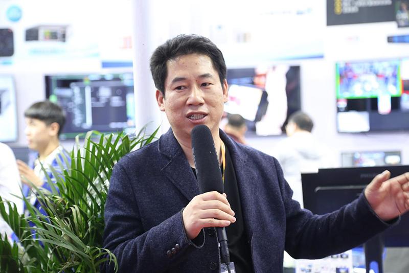 晶蓝科技李宏泉:5G时代,如何做到安全播出很重要