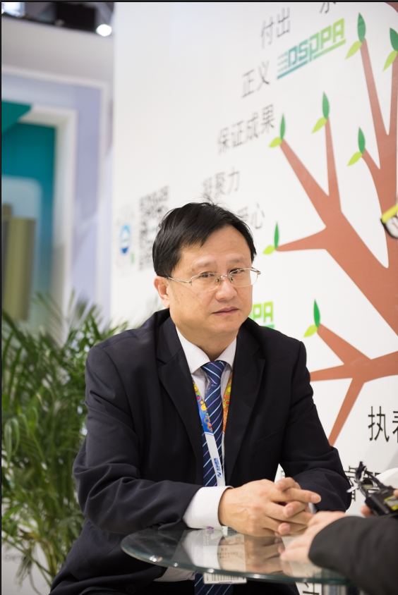 【CCBN2019】广州迪士普郭亮:以31年行业资深经验赋能音视频行业升级