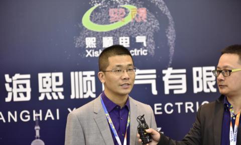 【CCBN2019】上海熙顺电气马国祥:无触点/智能一体化电源赋能智慧广电升级!