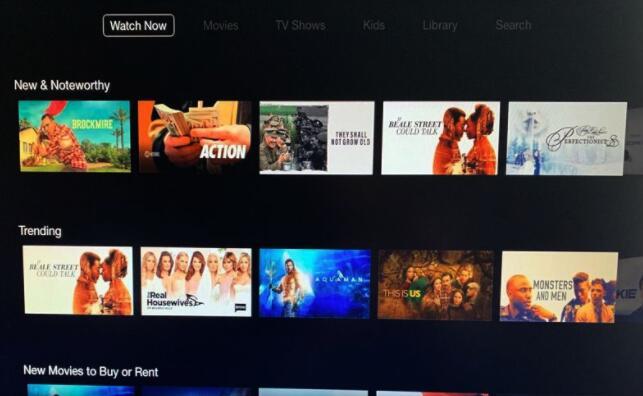 苹果的TV App可能不会支持<font color=