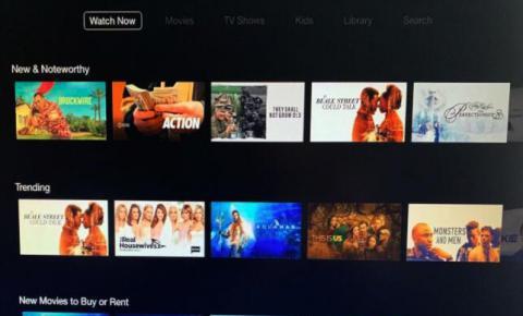 苹果的TV App可能不会支持Apple TV 3 <font color=