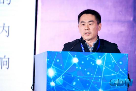 任子行技术总监易永波:基于SDN网络部署,实现网络空间全链路监管!