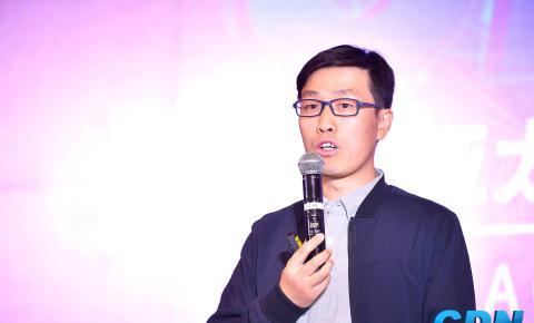 百度智能云数据和媒体云总经理连林江:ABC加持,智变未来,百度智能云CDN业务强劲增长