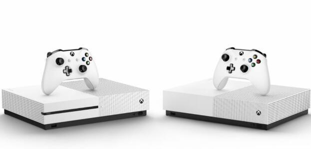 微软首款免光盘版Xbox现已上市,售价250美元