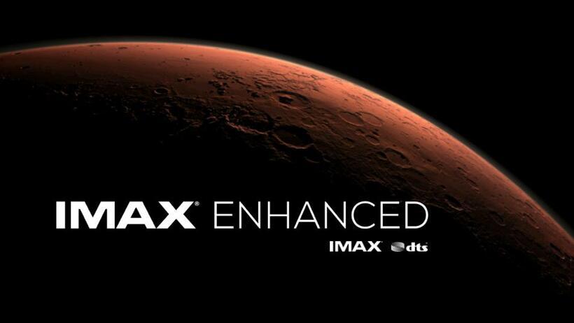 IMAX Enhanced流媒体内容上线<font color=