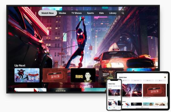 电视运营商迎来大敌 Apple的TV应用现已在100多个国家/地区推出