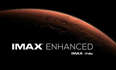 IMAX Enhanced流媒体内容上线索尼电视 <font color=