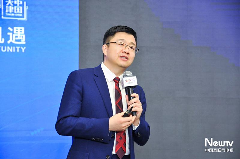 未来电视CEO李鸣:智能化带来电视大屏全新想象力,行业需尽快找到最大公约数