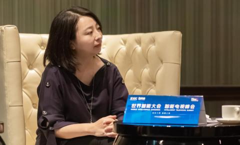 腾讯云小微赵薇:AI开启人机交互 助力家庭+车联融会贯通