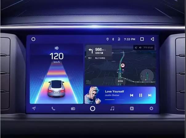 搭载艾拉比OTA升级,天之眼智能车机CC2全新上市