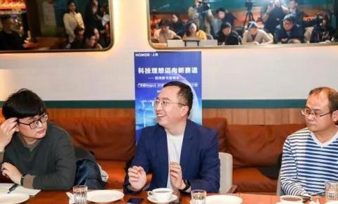 """赵明谈""""荣耀电视传闻"""":不制造'血海' 为行业增值"""