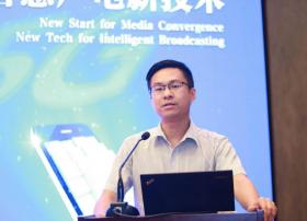 索贝毛靖宇:融合智能应用为广电领域痛点提供解决方案