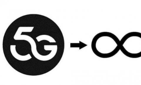 华为5G商用图标传出