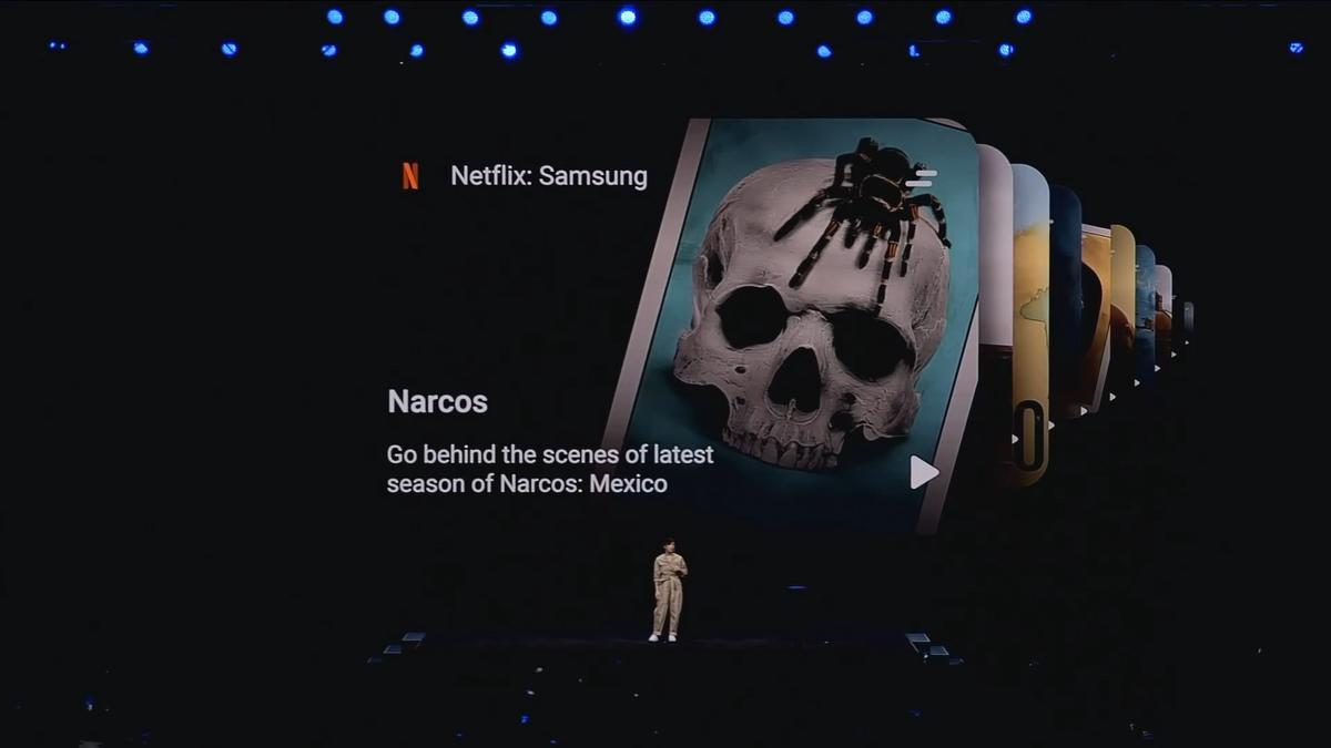Netflix与三星展开深度合作,Galaxy用户能享受更多独家内容