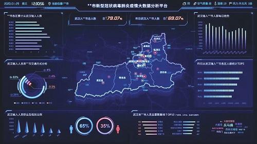 """【中国联通】以大数据防控服务助力精准战""""疫"""""""