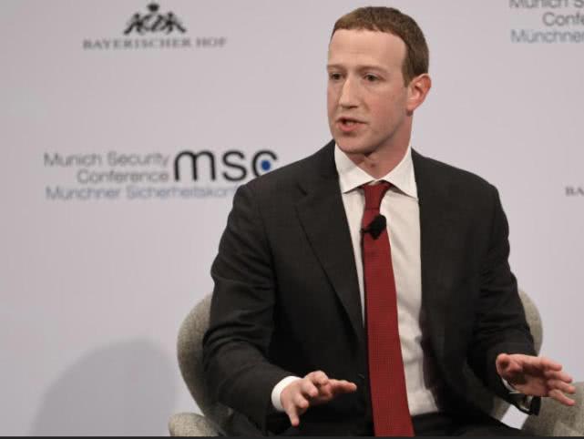 Facebook扎克伯格:对我们的监管应介于电信公司和媒体之间