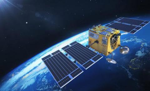我国首颗5G卫星通信试验成功,速率可达10Gbps!