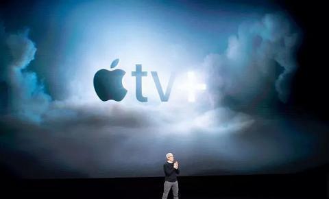 Apple TV+流媒体只提供原创内容,已投入60亿美元