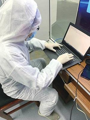 【贵州电信】贵州电信24小时开通援鄂远程会诊视频专线系统