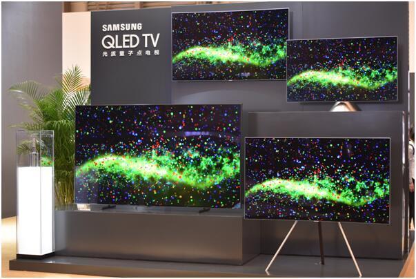 加大QLED电视输出,三星计划2020年销售800万台!