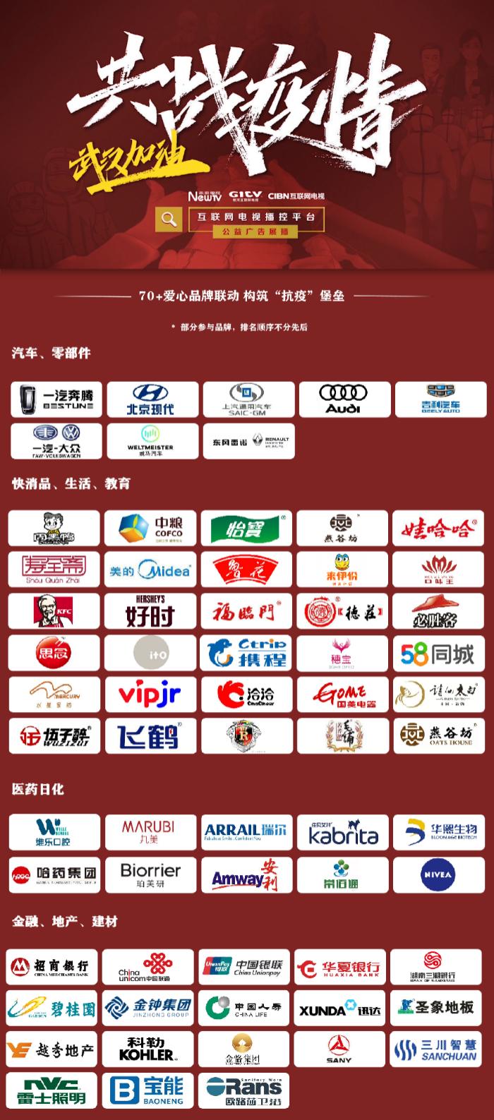 未来电视、银河互联网电视、国广东方联合公益广告展播首战收官