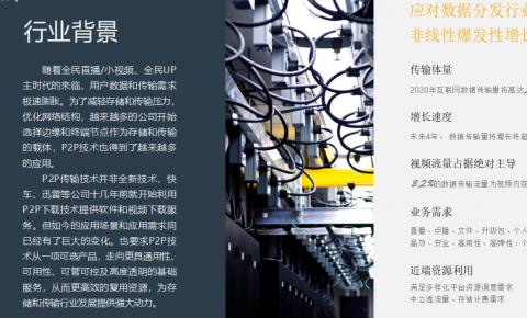 VideoX学院公益直播:P2P<font color=red>CDN</font>的行业背景