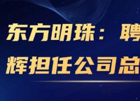 东方明珠:聘任徐辉担任公司总裁!