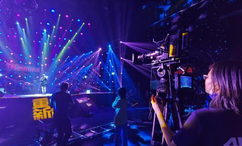 4K花园携合作伙伴打造5G+4K/8K+VR演唱会标杆,技术赋能将成云直播常态