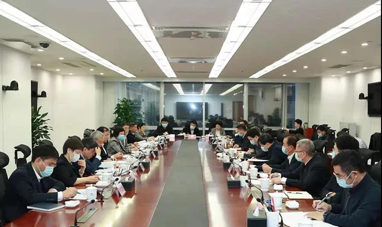 工信部刘烈宏主持召开扎实推进5G发展座谈会,提出六点要求