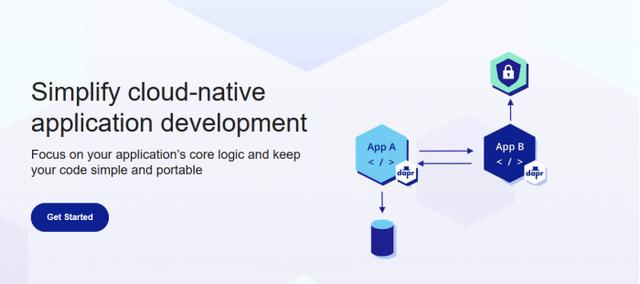 1.0新里程碑-微软开源项目Dapr
