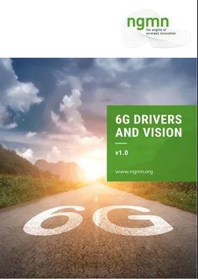 中国移动、美国US Cellular和欧洲 Vodafone联合牵头发布《6G驱动力与愿景白皮书》