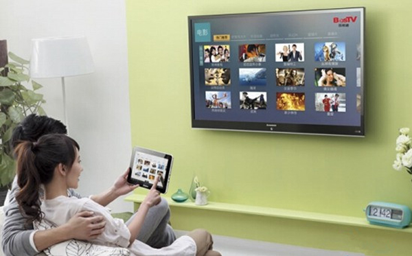 中央广播电视总台在北京启动8K超高清电视公共服务平台建设