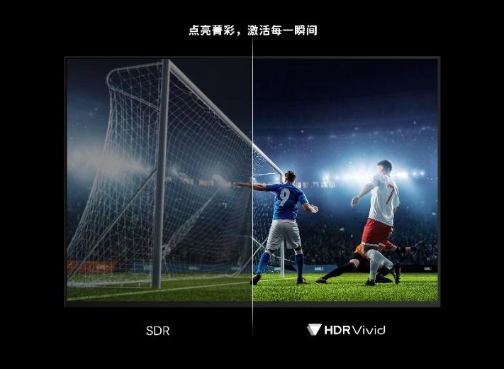 体育大年看直播 沉浸体验零距离 CUVA联盟HDR Vivid视频标准重新定义超高清观赛体验