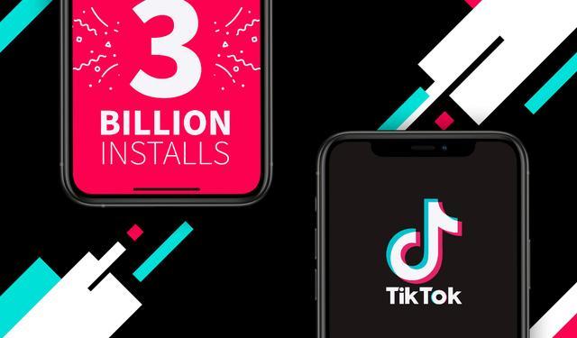 TikTok成为首个下载量达30亿次的非Facebook应用