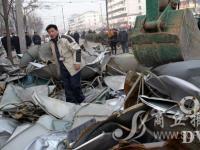 河南:1500多套非法地面卫星接收设施被销毁