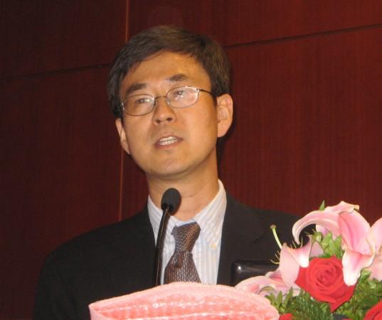 Cortina Systems(科缔纳)公司接入产品市场及管理副总裁Rick Li